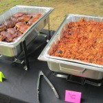 Catering business catering services BBQ ribs barbeque grill charcoal Lexington, KY