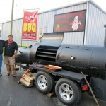 Catering business catering services BBQ ribs barbeque grill charcoal